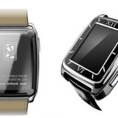 Watch GSM Cellphone with 1.5″ TFT Touchscreen MP3 MP4 playe