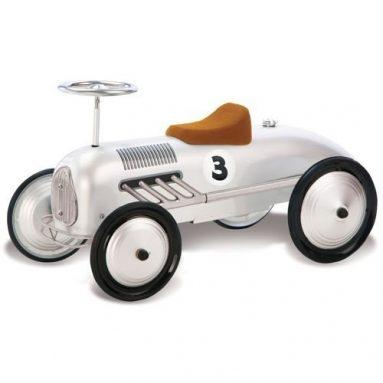The Classic Silberpfeil Racer