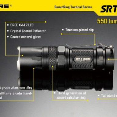 Defender Cree XM-L2 LED Flashlight