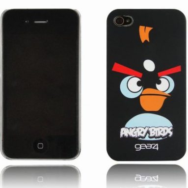 Angry Birds Fashion Cover Case for iPhone 4