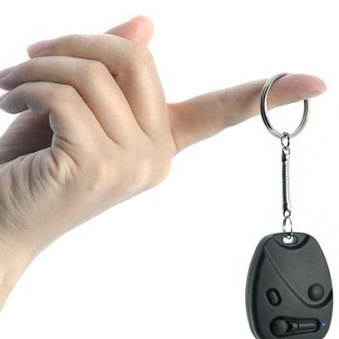 Spy Camera Keychain Car Remote Style
