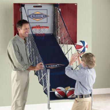 Arcade Basketball Hoops
