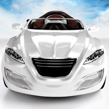 43% Discount: M7 Phantom RC Battery Operated Ride On Car