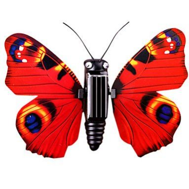 Rechargeable Solar Powered Butterfly Light