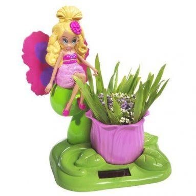 Barbie Thumbelina Solar Garden