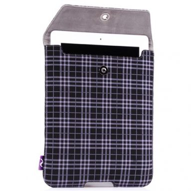 Trend plaid sleeve for new iPad 4 with Retina Display, iPad 3,2