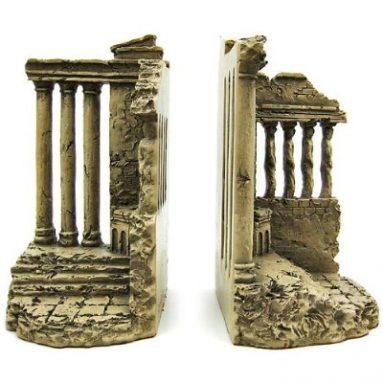 Acropolis Bookends