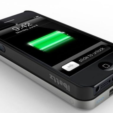 Mojo Hi5 iPhone 5 Battery Case