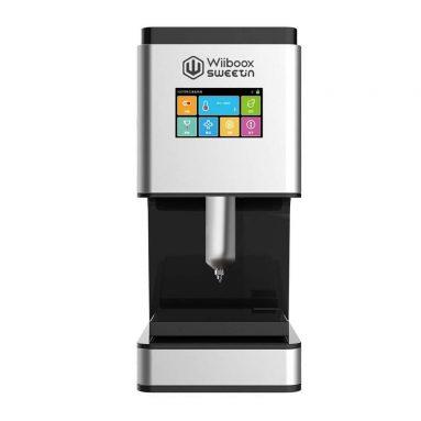 Intelligent Sliver Home DIY 3D Desktop Food Chocolate Printer