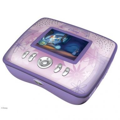 Flower Personal DVD Player