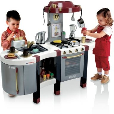 Deluxe TeFal Play Kitchen
