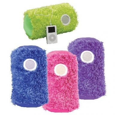 Fun Plush Speaker Pillows