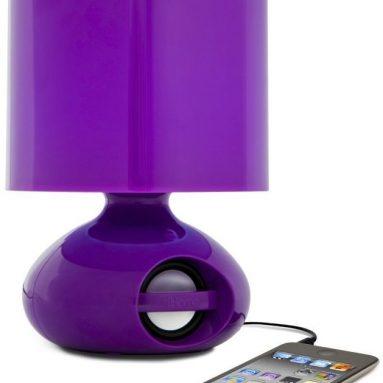 iHome Speaker Dock Lamp Compatible iPhone 4S