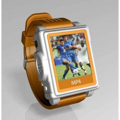 "2GB New 1.5"" MP4 Watch"