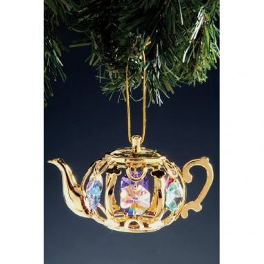 Christmas Ornament Swarovski Crystal  2009: Gift Ideas