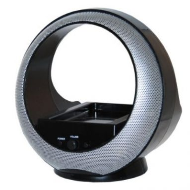 iPod Surround Sound Black Speaker