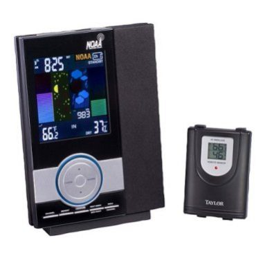 Taylor Wireless Color Weather Station