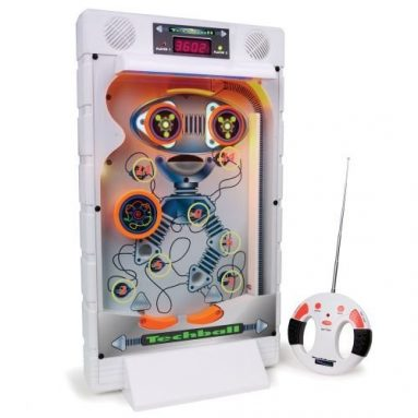 The Remote Controlled Upright Pinball Game