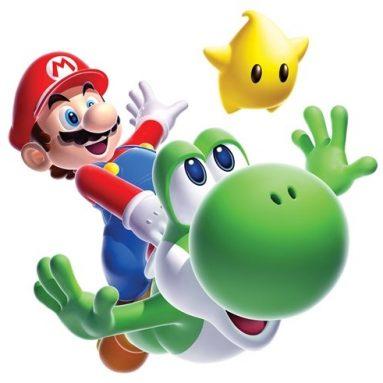 Mario  Wall Decal