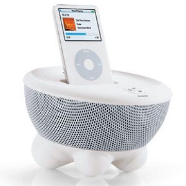 tub Speaker System for iPod