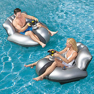 Motorized Bumper Boat