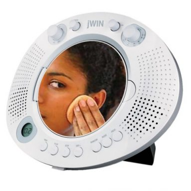 Splash-Proof CD Player