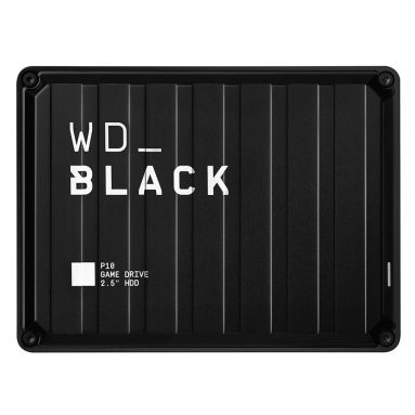 5TB P10 Game Drive, External Hard Drive Compatible with PS4, Xbox One, PC, Mac