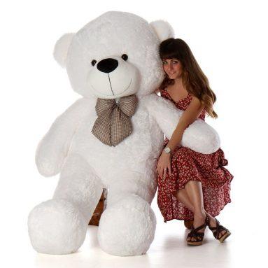 6 Foot Life Size Teddy Bear