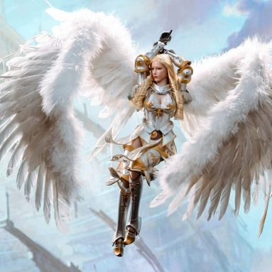 HiPlay Lucifer 1/6 Scale Female Seamless Action Figure
