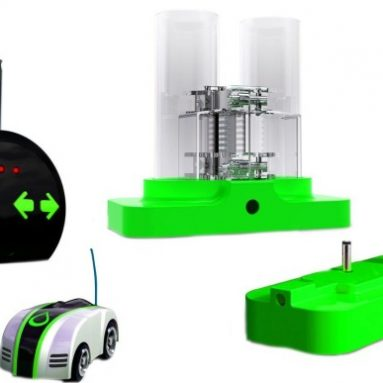 Water Powered RC Cars