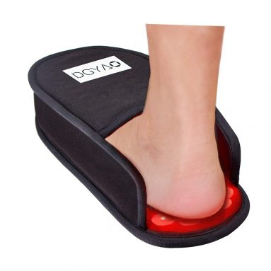 LED Red Light and 880nm Near Infrared Light Therapy Devices Slipper