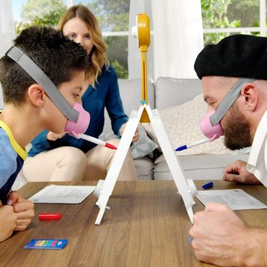 PIGCASSO – A Hands-Free Drawing Game for Kids and The Whole Family