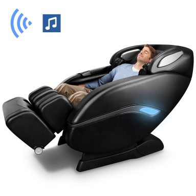 3D Robert Zero Gravity Thai Massage Chair