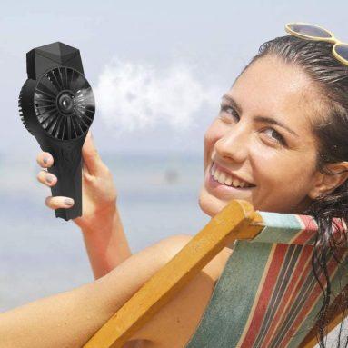 Dr. Prepare Handheld Misting Fan