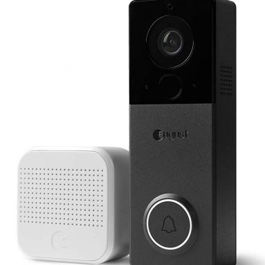 August View, Wire-Free Doorbell Camera