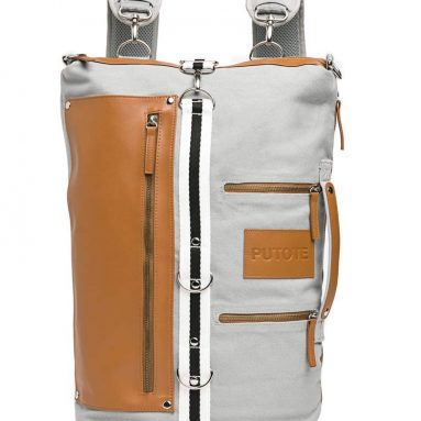Travel Laptop Canvas Backpack