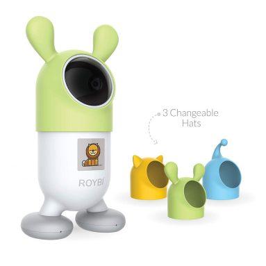 ROYBI Robot: World's First Smart Toy Robot in Language Learning & STEM Skills