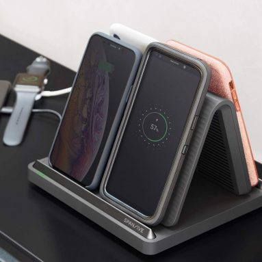 Spansive Source Multi Device Wireless Charger