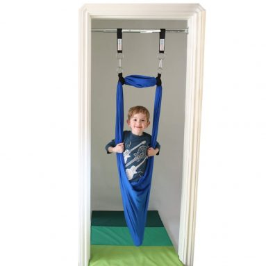 Indoor Swing Trapeze & Rings Combo and Therapy Sensory Swing
