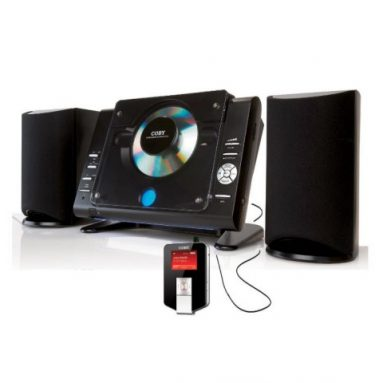 Micro CD Player Stereo System