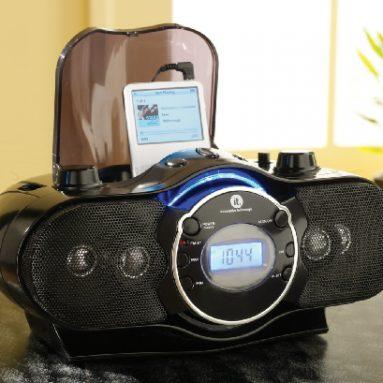 MP3 Player Boombox