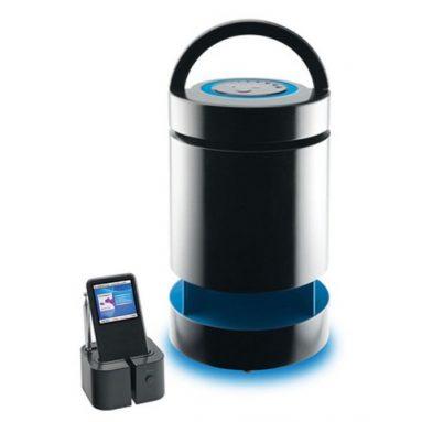 Wireless Indoor/Outdoor Speaker and Transmitter
