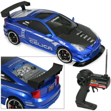 Radio Control Toyota Celica with MP3 Player