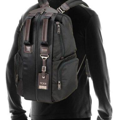 Tumi Luggage Alpha Bravo Travis Backpack