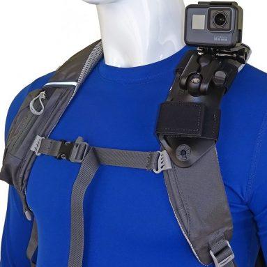 Shoulder Strap Mount for Action Cameras