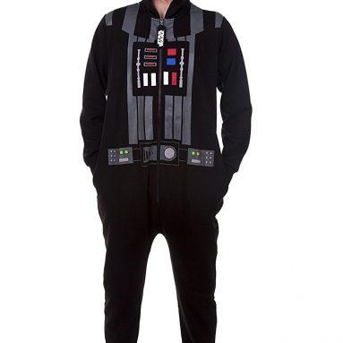 Star Wars Darth Vader Costume Onesie With Sounds