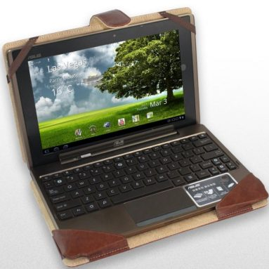 Asus Transformer with Keyboard Docking Station Case & Cover