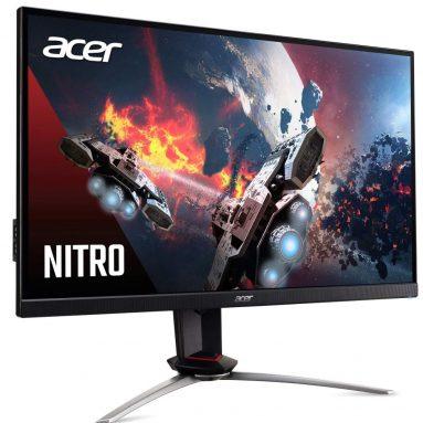 Acer Nitro IPS AMD Radeon FreeSync & G-SYNC Compatible Gaming Monitor