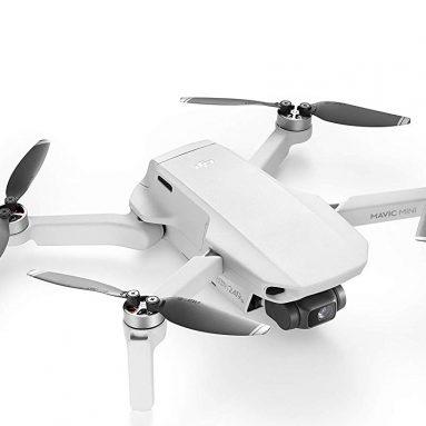 DJI Mavic Mini – Drone FlyCam Quadcopter with 2.7K Camera 3-Axis Gimbal GPS 30min Flight Time