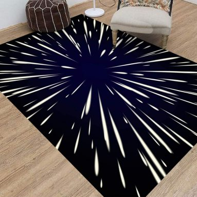 Area Rug Star Wars